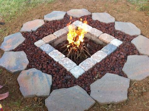 lava rocks for pit lava rock pit pit ideas