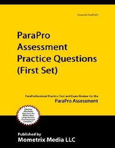 paraprofessionals on survival kits data sheets and curriculum planning