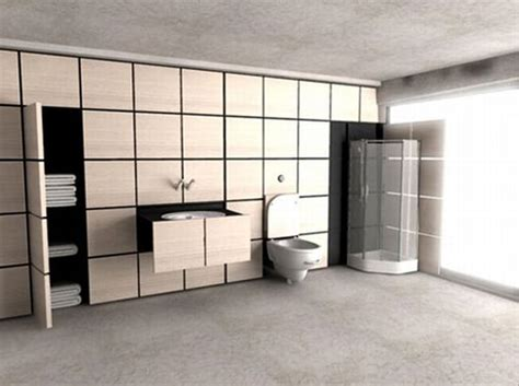 secret bathroom 5 dynamic bathroom designs hidden into the walls