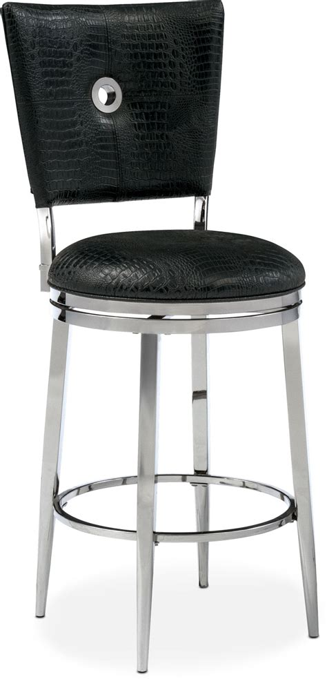 black counter height bar stools debutante counter height stool black american