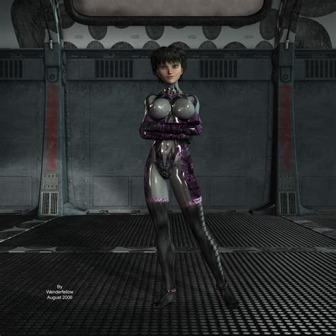 sci test sci fi gal test by wenderfellow poser science fiction
