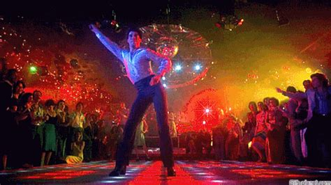 saturday night fever gif by sbs movies find share on giphy