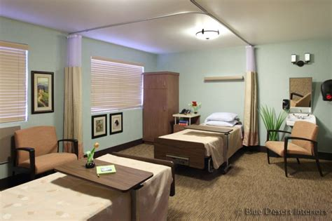 blue desert interiors skilled nursing facility