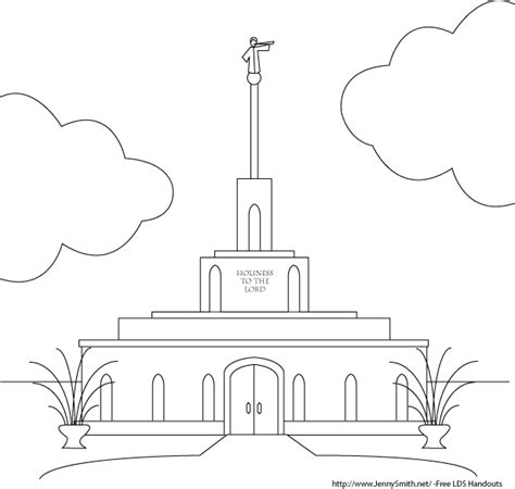 { Mormon Share } Temple   New Style