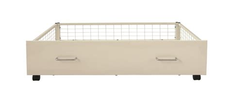 White Underbed Storage Drawers by White Underbed Storage Drawers From Bishops Beds Contract