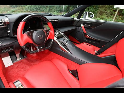 Lexus Lfa Interior by 2012 Lexus Lfa Interior 3 1920x1440 Wallpaper