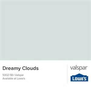 dreamy clouds from valspar paint colors