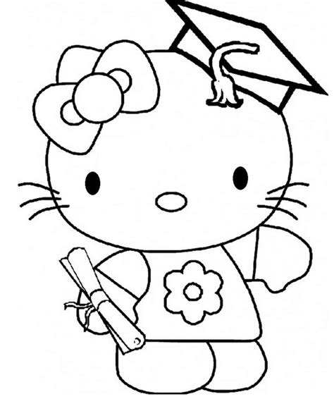 coloring pages graduation graduation free coloring pages