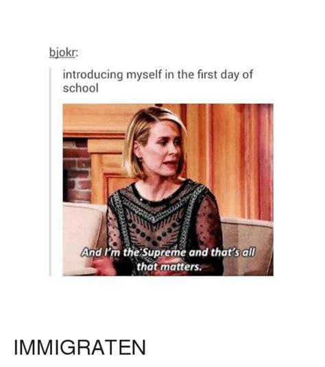 First Day Of Class Meme - 25 best memes about school school memes