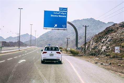 volkswagen dubai off roading canyoning in wadi showka w volkswagen