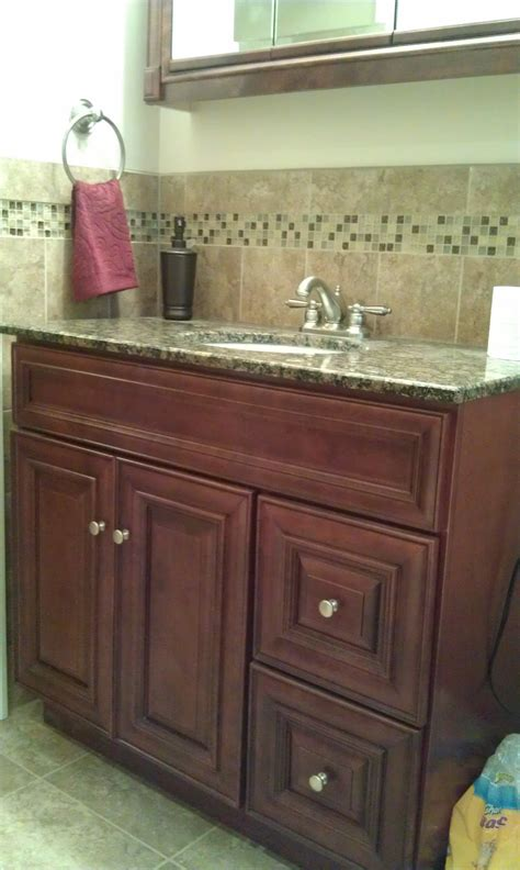 Busy Bee Cabinets by Bathrooms