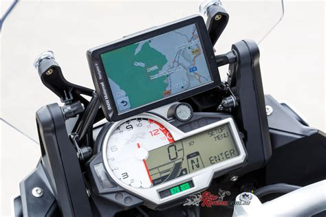 Motorrad Gps Test 2015 by Review 2015 Bmw S 1000 Xr Bike Review