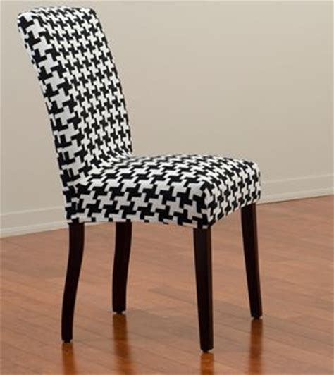 29 99 gorgeous dining chair slipcover black and white