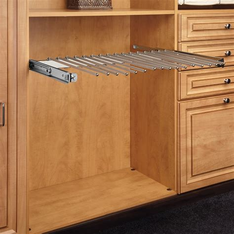 rev a shelf pull out drawer rev a shelf pull out pants rack 13 pair capacity psc