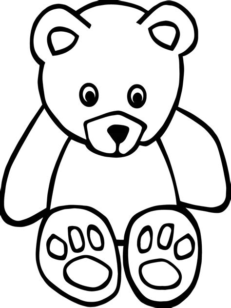 83 small bear coloring page three bears colouring