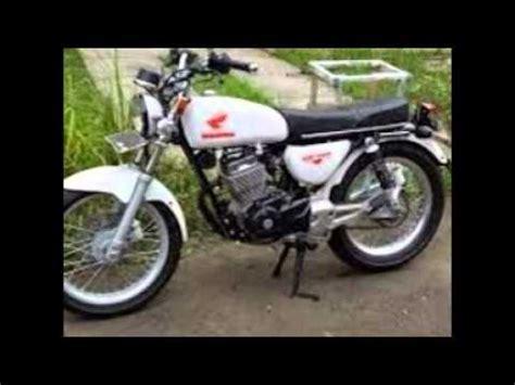 T Shirt Motor Klasik Cb kolektor motor classic honda cb 100 motor antik