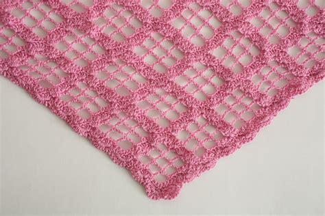 Pashmina Instant Cerruty Khaylila Lime shells and lattice shawl i like crochet