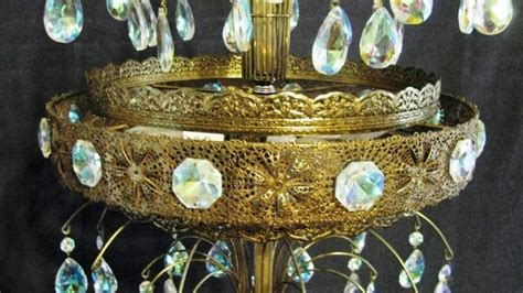 Ftn Best Seller Pakaian E305 Scallop vintage large waterfall tear drop blue prism light utiques antiques ruby