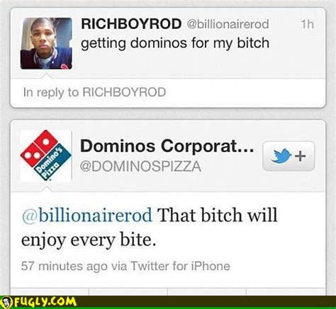 domino pizza twitter dominos pizza twitter random pictures