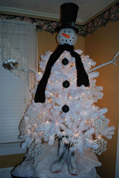 cracker barrel snowman tree topper i this idea i had already purchased the tree topper from cracker barrel tree topper