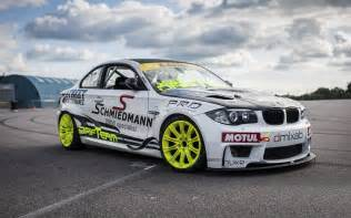 bmw series 1 drift car wallpaper hd car wallpapers
