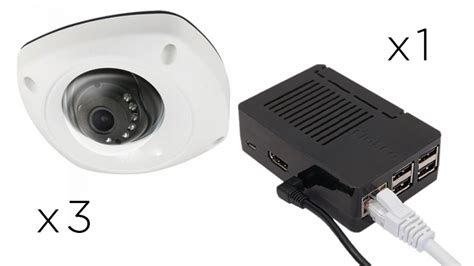 small business security arcdyn cloud kit 3 cameras