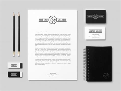 mockup design layout 25 free psd templates to mockup your print designs