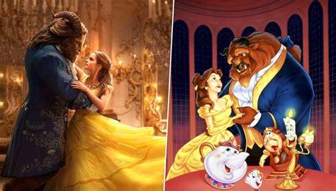 la e la bestia cartone animato la e la bestia differenze tra cartone animato e live