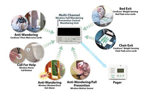 room to room monitors for elderly wireless elderly alarm system for elderly home hospitals