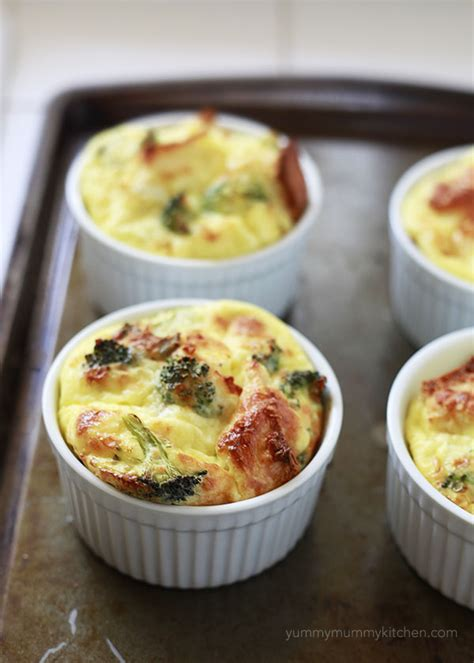 overnight mini baked egg casseroles yummy mummy kitchen