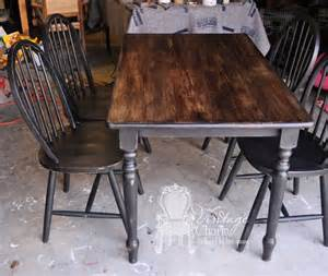 25 Best Ideas About Chalk Paint Table On Pinterest
