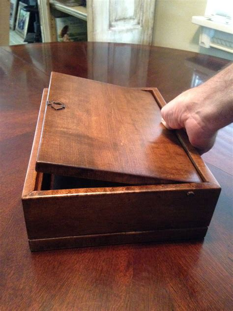 how to build a small wooden box using the parts from an old dresser jim cardon customs
