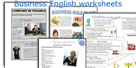 printable business english worksheets business english worksheets lesupercoin printables worksheets