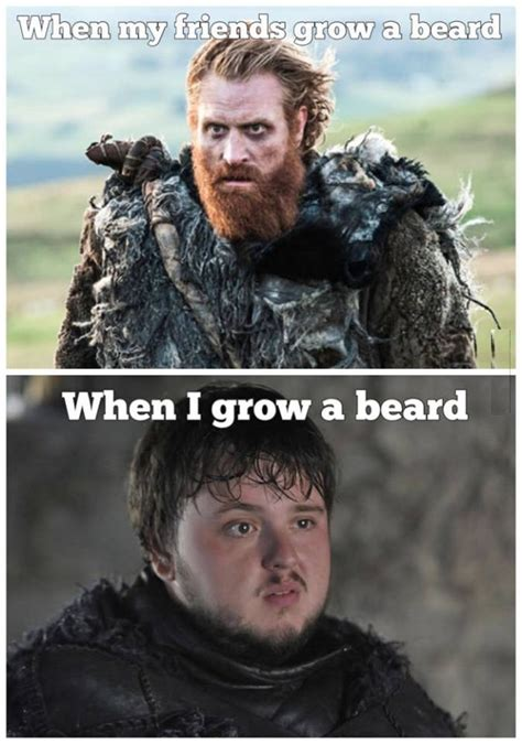 Funny Beard Memes - growing a beard funny pictures quotes memes jokes