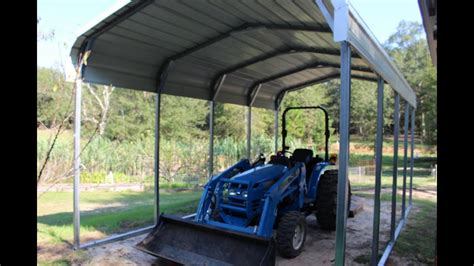 tractor shed   minutes youtube