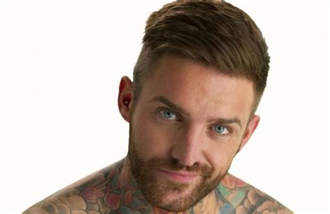 gary beadle hairstyle aaron chalmers