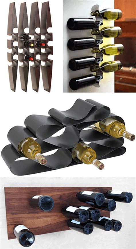 The Wine Rack by Design Uncorked 34 Innovative Wine Racks And Cellars