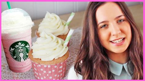 how to starbucks cupcakes youtube starbucks inspired cotton candy frappuccino cupcakes with