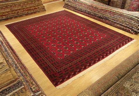 about rugs 10x13 handmade turkomad bukhara afghan wool rug