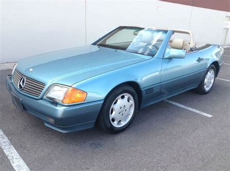 how to sell used cars 1993 mercedes benz 190e spare parts 1993 mercedes benz sl class 500sl for sale cargurus