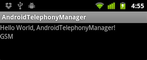 android telephonymanager android master get phone type using android telephony telephonymanager