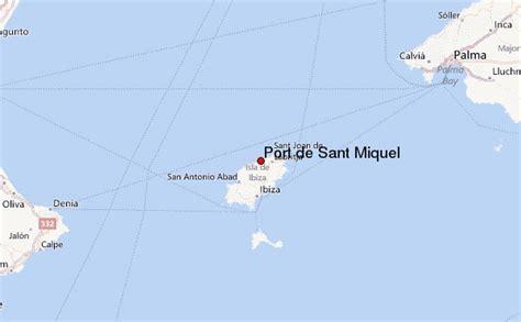 sant miquel de balenya weather forecast port de sant miquel weather forecast