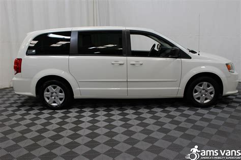 wheelchair vans for sale used 2012 dodge grand caravan 2012 dodge grand caravan wheelchair van for sale 23 495