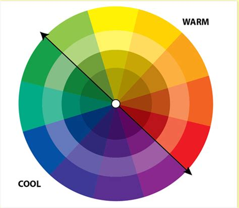 warm blue color gazpacho is not tomato soup arts crafts blue warm and cool colors