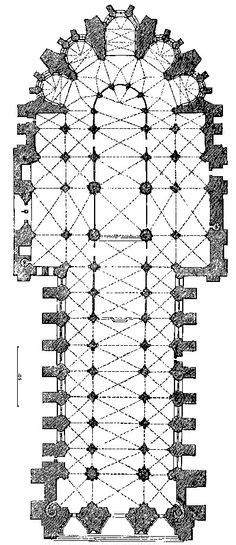 reims cathedral floor plan floor plan chartres cathedral kirchenf 252 hrung