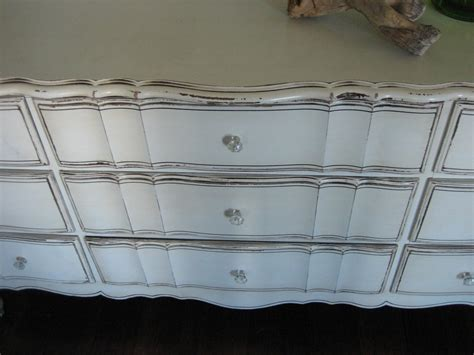 Painted White Dresser by Painting A Dresser White Bukit