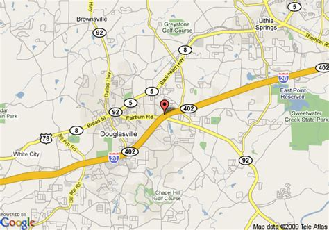douglasville us map map of atlanta days inn douglasville fairburn road