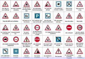 раскраски правила дорожного движения 2 класс