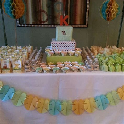 Simba Baby Shower Decorations baby simba baby shower ideas photo 8 of 8 catch my
