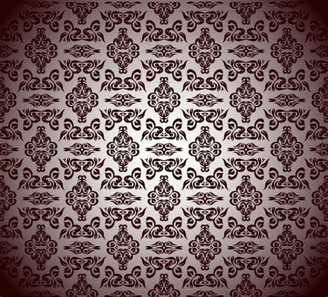 pattern background royal royal floral pattern background vector graphic free vector
